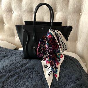 FENDI 🌸Brand New 🌸 Women's Silk Scarf